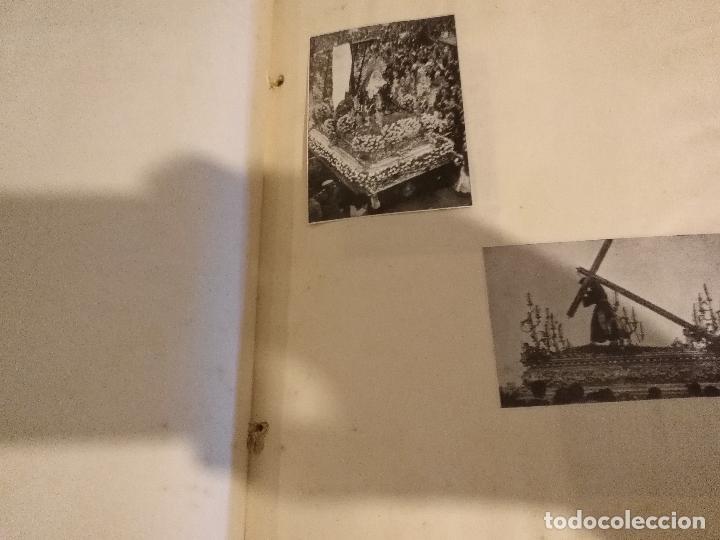 Postales: GRAN COLECCION ANTIGUOS +130 RECORTES PRENSA ORIGINALES DE LA SEMANA SANTA DE SEVILLA VIRGEN CRISTO - Foto 22 - 112914463