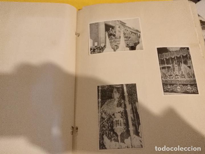 Postales: GRAN COLECCION ANTIGUOS +130 RECORTES PRENSA ORIGINALES DE LA SEMANA SANTA DE SEVILLA VIRGEN CRISTO - Foto 23 - 112914463