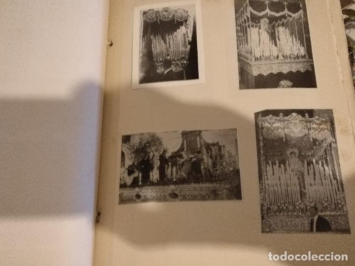 Postales: GRAN COLECCION ANTIGUOS +130 RECORTES PRENSA ORIGINALES DE LA SEMANA SANTA DE SEVILLA VIRGEN CRISTO - Foto 26 - 112914463