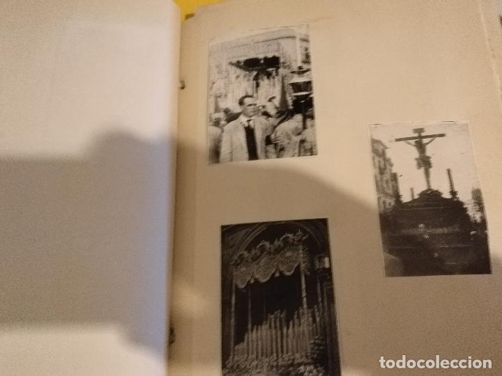 Postales: GRAN COLECCION ANTIGUOS +130 RECORTES PRENSA ORIGINALES DE LA SEMANA SANTA DE SEVILLA VIRGEN CRISTO - Foto 27 - 112914463