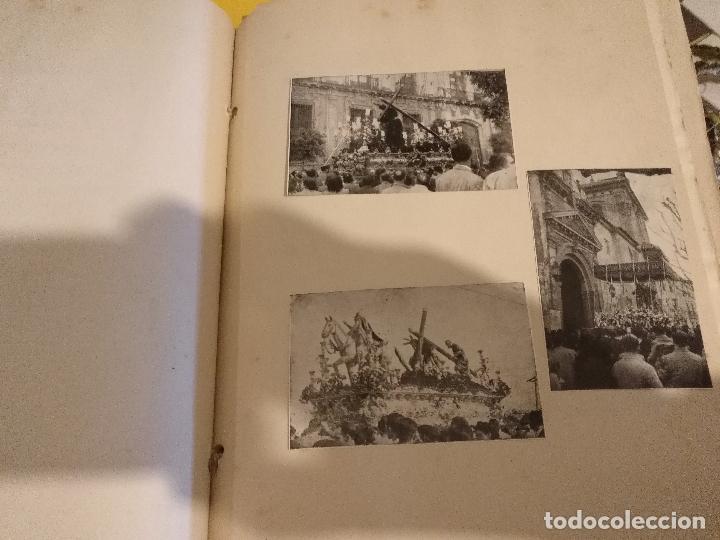 Postales: GRAN COLECCION ANTIGUOS +130 RECORTES PRENSA ORIGINALES DE LA SEMANA SANTA DE SEVILLA VIRGEN CRISTO - Foto 28 - 112914463
