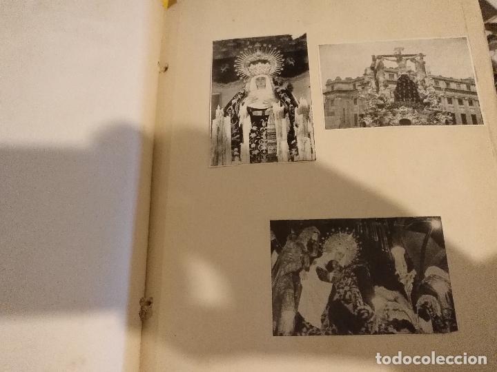 Postales: GRAN COLECCION ANTIGUOS +130 RECORTES PRENSA ORIGINALES DE LA SEMANA SANTA DE SEVILLA VIRGEN CRISTO - Foto 29 - 112914463
