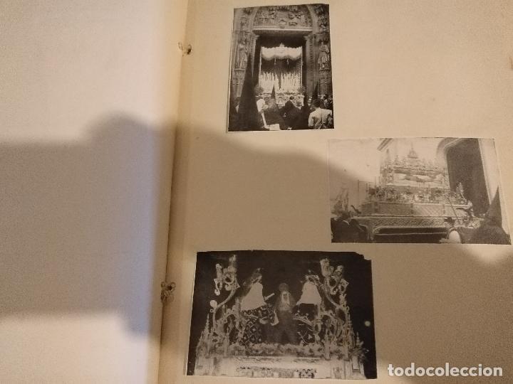 Postales: GRAN COLECCION ANTIGUOS +130 RECORTES PRENSA ORIGINALES DE LA SEMANA SANTA DE SEVILLA VIRGEN CRISTO - Foto 30 - 112914463