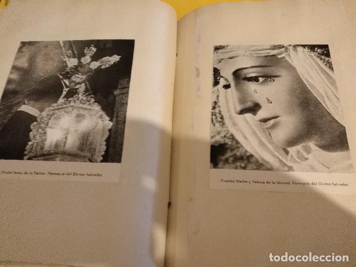 Postales: GRAN COLECCION ANTIGUOS +130 RECORTES PRENSA ORIGINALES DE LA SEMANA SANTA DE SEVILLA VIRGEN CRISTO - Foto 31 - 112914463
