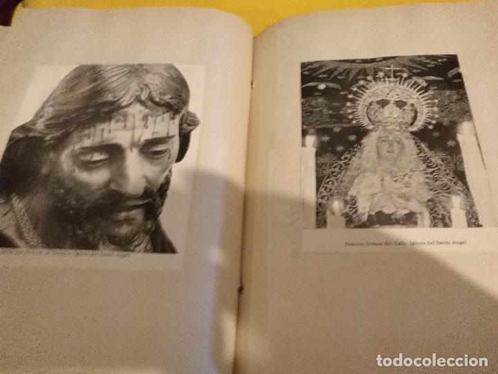 Postales: GRAN COLECCION ANTIGUOS +130 RECORTES PRENSA ORIGINALES DE LA SEMANA SANTA DE SEVILLA VIRGEN CRISTO - Foto 32 - 112914463