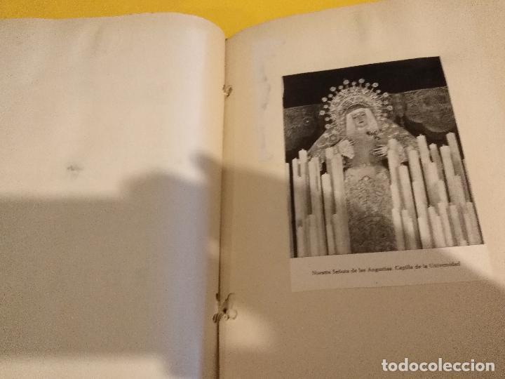Postales: GRAN COLECCION ANTIGUOS +130 RECORTES PRENSA ORIGINALES DE LA SEMANA SANTA DE SEVILLA VIRGEN CRISTO - Foto 33 - 112914463