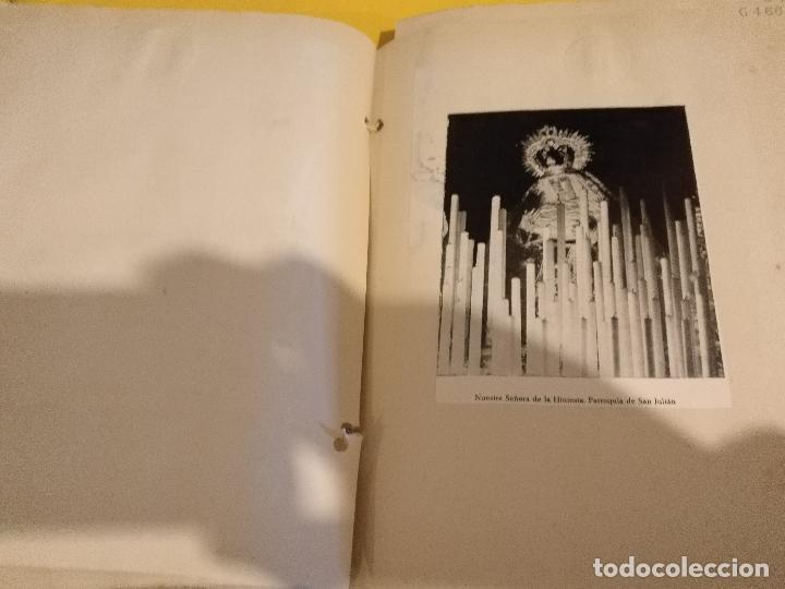 Postales: GRAN COLECCION ANTIGUOS +130 RECORTES PRENSA ORIGINALES DE LA SEMANA SANTA DE SEVILLA VIRGEN CRISTO - Foto 34 - 112914463