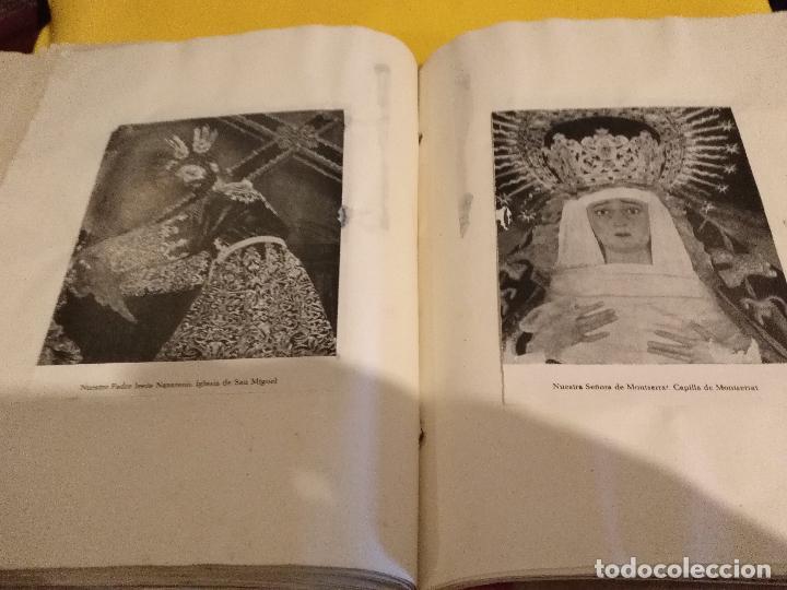 Postales: GRAN COLECCION ANTIGUOS +130 RECORTES PRENSA ORIGINALES DE LA SEMANA SANTA DE SEVILLA VIRGEN CRISTO - Foto 35 - 112914463