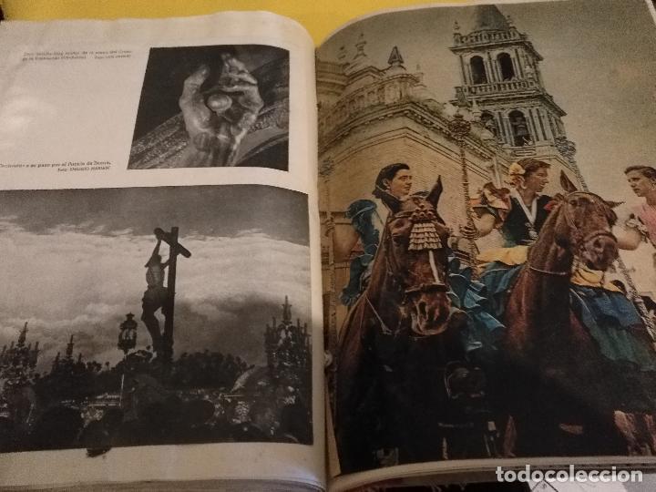 Postales: GRAN COLECCION ANTIGUOS +130 RECORTES PRENSA ORIGINALES DE LA SEMANA SANTA DE SEVILLA VIRGEN CRISTO - Foto 36 - 112914463