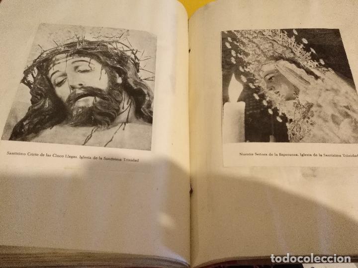 Postales: GRAN COLECCION ANTIGUOS +130 RECORTES PRENSA ORIGINALES DE LA SEMANA SANTA DE SEVILLA VIRGEN CRISTO - Foto 37 - 112914463