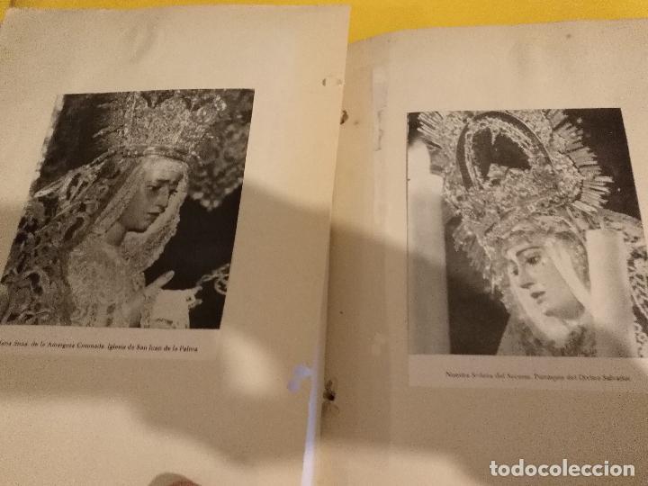 Postales: GRAN COLECCION ANTIGUOS +130 RECORTES PRENSA ORIGINALES DE LA SEMANA SANTA DE SEVILLA VIRGEN CRISTO - Foto 56 - 112914463