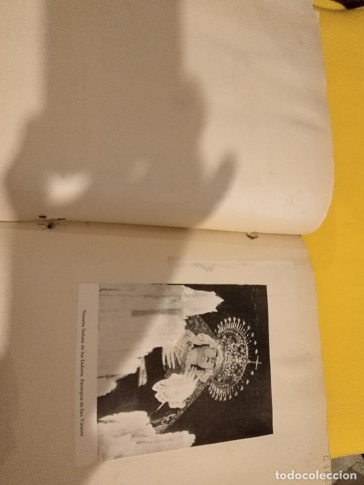 Postales: GRAN COLECCION ANTIGUOS +130 RECORTES PRENSA ORIGINALES DE LA SEMANA SANTA DE SEVILLA VIRGEN CRISTO - Foto 61 - 112914463