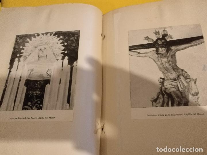 Postales: GRAN COLECCION ANTIGUOS +130 RECORTES PRENSA ORIGINALES DE LA SEMANA SANTA DE SEVILLA VIRGEN CRISTO - Foto 62 - 112914463
