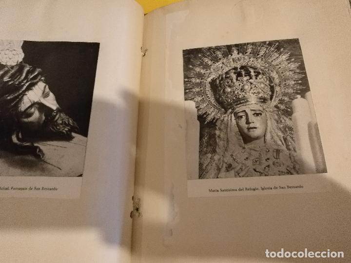 Postales: GRAN COLECCION ANTIGUOS +130 RECORTES PRENSA ORIGINALES DE LA SEMANA SANTA DE SEVILLA VIRGEN CRISTO - Foto 65 - 112914463