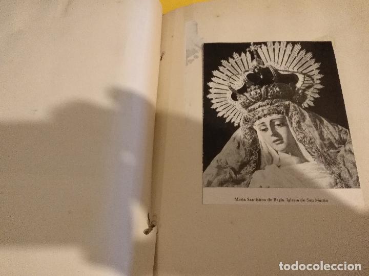 Postales: GRAN COLECCION ANTIGUOS +130 RECORTES PRENSA ORIGINALES DE LA SEMANA SANTA DE SEVILLA VIRGEN CRISTO - Foto 67 - 112914463