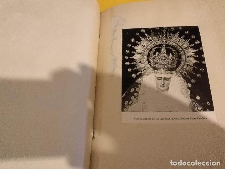 Postales: GRAN COLECCION ANTIGUOS +130 RECORTES PRENSA ORIGINALES DE LA SEMANA SANTA DE SEVILLA VIRGEN CRISTO - Foto 71 - 112914463