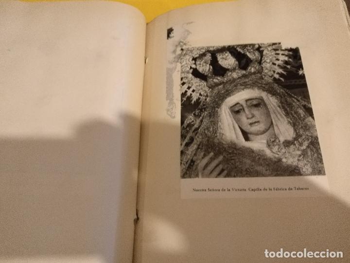Postales: GRAN COLECCION ANTIGUOS +130 RECORTES PRENSA ORIGINALES DE LA SEMANA SANTA DE SEVILLA VIRGEN CRISTO - Foto 72 - 112914463