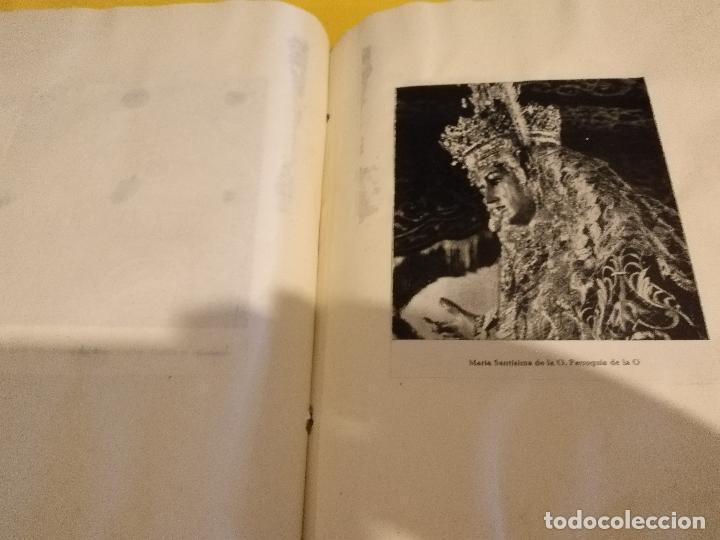 Postales: GRAN COLECCION ANTIGUOS +130 RECORTES PRENSA ORIGINALES DE LA SEMANA SANTA DE SEVILLA VIRGEN CRISTO - Foto 74 - 112914463