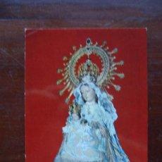 Postales: VIRGEN DE LA FUENCISLA PATRONA SEGOVIA POSTAL. Lote 113070331
