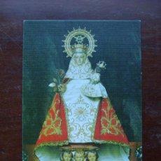 Postales: SANTUARIO VIRGEN DE COVADONGA ASTURIAS LA SANTINA POSTAL. Lote 113070443