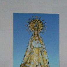 Postales: ESTAMPA RELIGIOSA BESAMANTO DE LA SANTISIMA VIRGEN DE NAVELONGA. CILLEROS CACERES. TDKP1. Lote 114000699