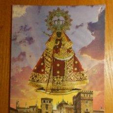 Postales: POSTAL - RELIGIOSA - SANTA MARÍA DE GUADALUPE. - MONASTERIO DE GUADALUPE - CÁCERES - G.F.. Lote 114123107