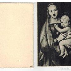 Postales: LOTE DE ESTAMPAS RELIGIOSAS. Lote 115132851