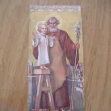 Postales: ESTAMPA RELIGIOSA O RECORDATORIO, ESTILO MODERNISTA. Lote 115738835