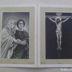 Postales: RECORDATORIO DE SEÑOR FALLECIDO EN SANTANDER EN 1966, VICTIMA DE ACCIDENTE. CON FOTO. Lote 116100679