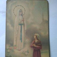 Postales: ANTIGUA Y BONITA ESTAMPA AÑOS 50-60 RELIGIOSA.VER FOTOS. Lote 117535346