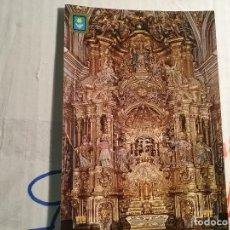Postales: POSTAL EL ALTAR DEL SANTUARIO DE EL MIRACLE (SOLSONA). Lote 117894939