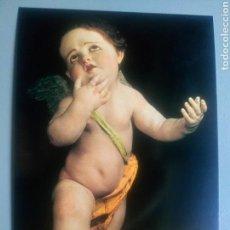 Postales: BONITA POSTAL ANGELITO PASO DE LA DOLOROSA MUSEO SALZILLO MURCIA SEMANA SANTA 2007. Lote 118357944