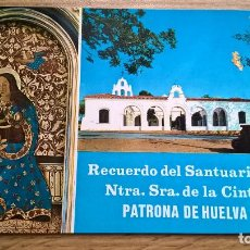 Postales: POSTAL DE LA VIRGEN DE HUELVA. Lote 118666407