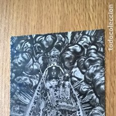 Postales: POSTAL DE LA VIRGEN DE EINSIEDELN. Lote 118666447