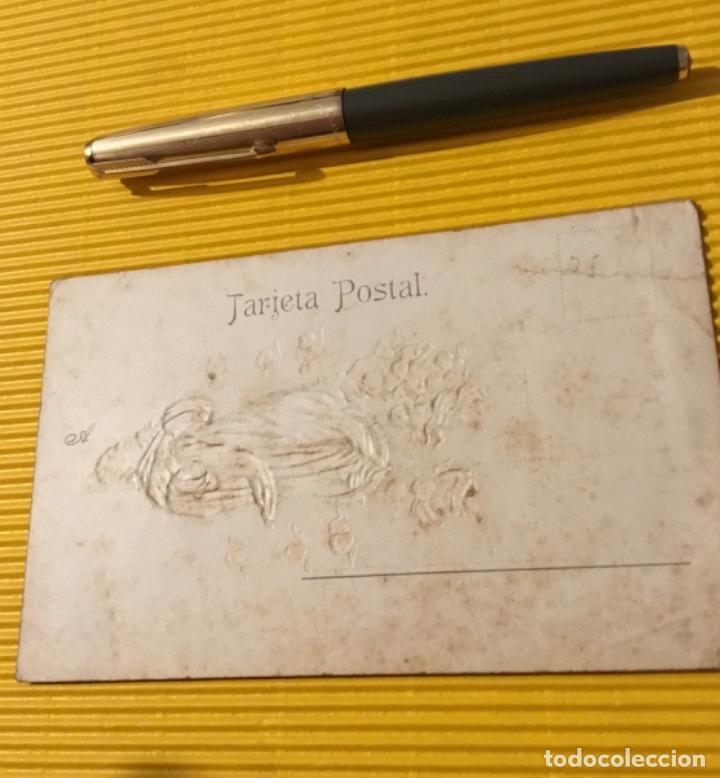 Postales: Antigua postal la Purísima Concepción - Foto 4 - 118761111
