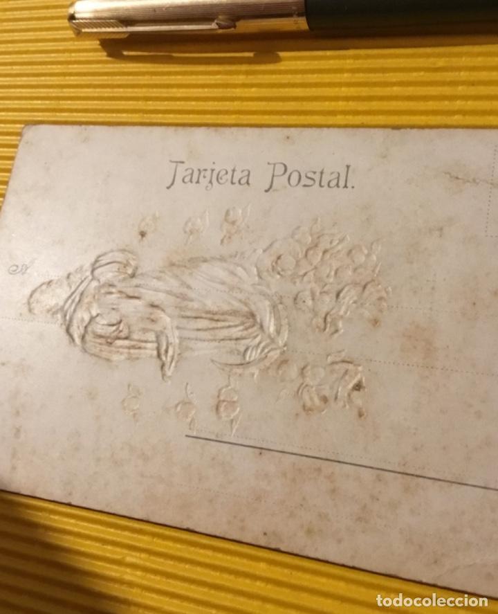 Postales: Antigua postal la Purísima Concepción - Foto 5 - 118761111