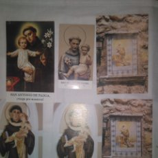 Postales: ESTAMPAS SAN ANTONIO DE PADUA. Lote 118842016