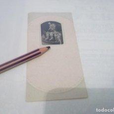 Postales: ANTIGUO RECORDATORIO NIÑO PRIMERA COMUNIÓN. Lote 118847831