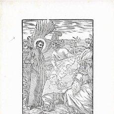 Cartes Postales: ESTAMPA RELIGIOSA: GOIGS A S FRANCESC XAVIER, SANTA CECÍLIA DE MOLLÓ - TORRELL REUS (306) - 1980. Lote 119121423