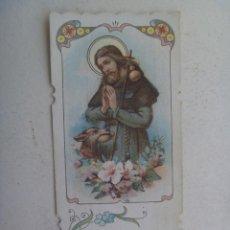 Postales: ESTAMPA DE SAN ROQUE . PUBLICIDAD CEREGUMIL. . MONTILLA ( CORDOBA ). AÑOS 40. Lote 119200219
