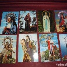 Postales: MAGNIFICAS 28 POSTALES RELIGIOSAS,SIN CIRCULAR. Lote 120579859