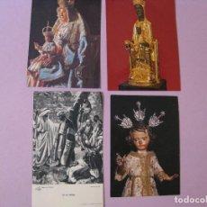 Postales: ESTAMPAS RELIGIOSAS. DIFERENTES.. Lote 120952867