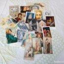 Postales: LOTE DE DE ANTIGUAS ESTANPITAS DELOS AÑOS 60-70. Lote 121154359