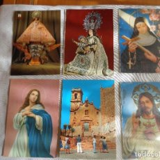 Postales: 6 POSTALES RELIGIOSAS-VARIAS ESCENAS.. Lote 123136039