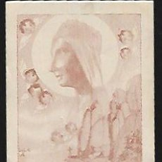 Postales: ESTAMPA LOLA ANGLADA * NTRA. SRA. DE MONTSERRAT * 1947. Lote 194464643