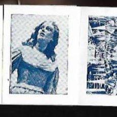 Postales: SEMANA SANTA CARTAGENA * RESUCITADO * - ACORDEÓN 10 MINI POSTALES -FOTO SAEZ. Lote 152496354