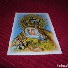 Postales: MUY BONITA POSTAL DE VIRGEN.AÑO 1962. Lote 125418931