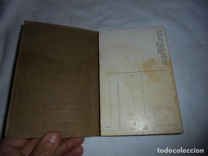 Postales: ORDEN HOSPITALARIA DE SAN JUAN DE DIOS.RECUERDO DE LA EXPOSICION MISIONAL ESPAÑOLA BARCELONA 1929. - Foto 2 - 125441195
