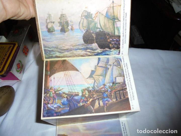 Postales: ORDEN HOSPITALARIA DE SAN JUAN DE DIOS.RECUERDO DE LA EXPOSICION MISIONAL ESPAÑOLA BARCELONA 1929. - Foto 3 - 125441195
