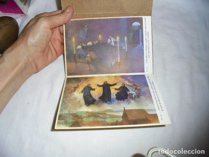 Postales: ORDEN HOSPITALARIA DE SAN JUAN DE DIOS.RECUERDO DE LA EXPOSICION MISIONAL ESPAÑOLA BARCELONA 1929. - Foto 8 - 125441195